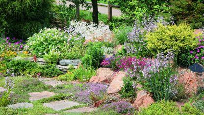 Muro de piedra seca para el jard n bricoman a for Bricomania jardin