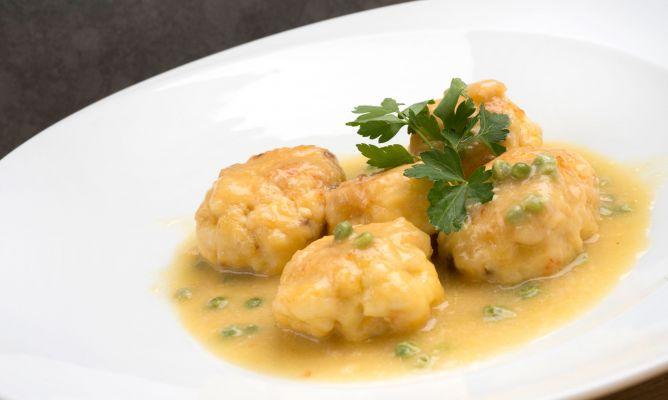 receta de alb ndigas de pescado eva argui ano