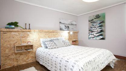 decorar dormitorio estilo nrdico