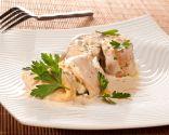 Crepes de sardinas y queso