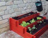 Proteger mesa de cultivo