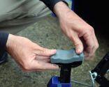 Cómo utilizar un caballete con cremallera