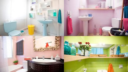 14 ideas Decogarden para renovar tu baño