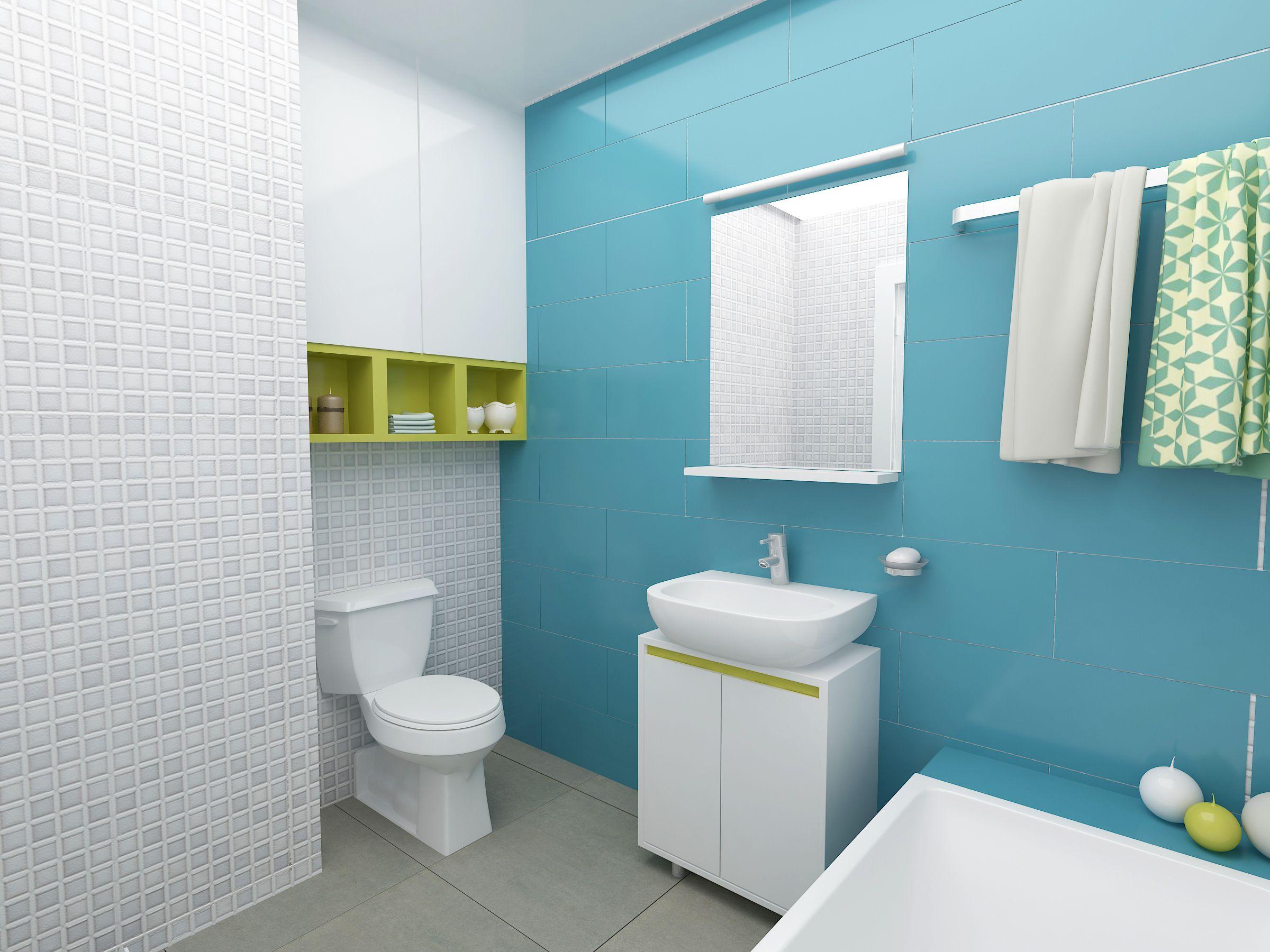 Trucos para aprovechar el espacio en el cuarto de baño