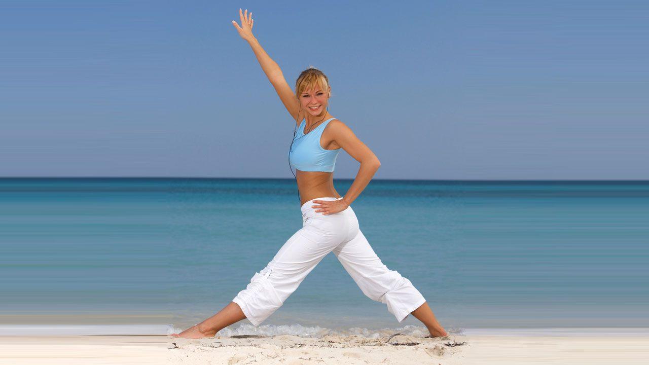 ejercicio playa