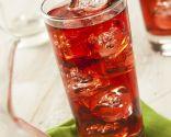 Agua de Jamaica o té de hibisco