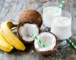 Batido de coco natural