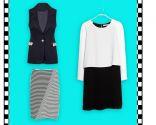moda verano - blanco y negro
