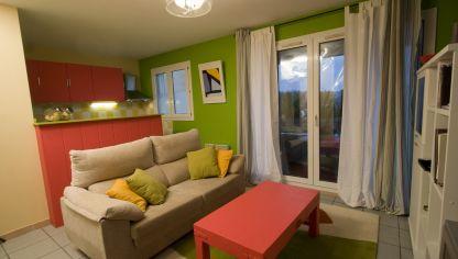 Grandes ideas para espacios peque os hogarmania - Como pintar un piso pequeno ...
