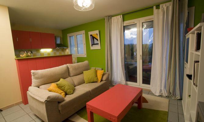 Aprovecha los 31m2 de tu apartamento decogarden - Ideas para pintar un piso ...