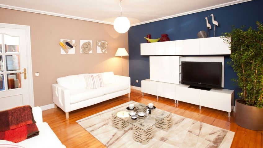Decoracion salones pintura stunning decoracin de salones - Decoracion de salones pintura ...
