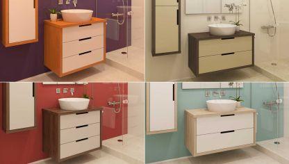 Decorar dormitorio r stico con ba o hogarmania for Opciones para decorar un cuarto