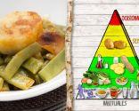 Judías verdes a la gallega, para personas con colesterol o estreñimiento