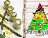 Calabacines rellenos, plato saludable y nutritivo