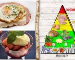 Tosta de jamón, queso y huevo, fuente de energía y proteínas