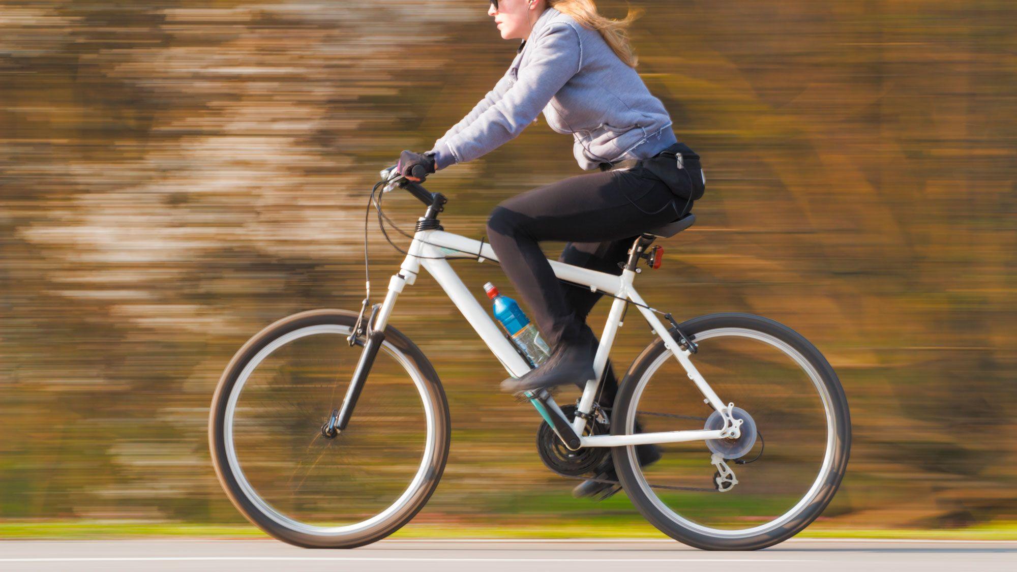 ejercicio bicicleta - sistema cardiovascular