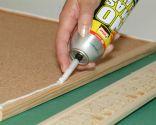 Enmarcar un panel de corcho