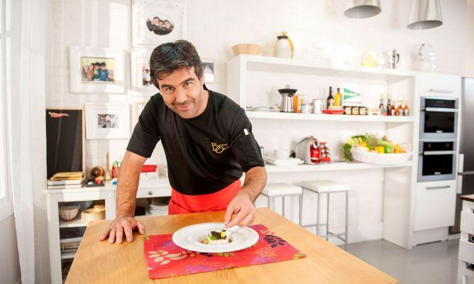 Las recetas de bruno oteiza del 26 al 30 de octubre de - Cocina con bruno ...