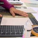 Hacer una encuadernación estilo japonés - Paso 1