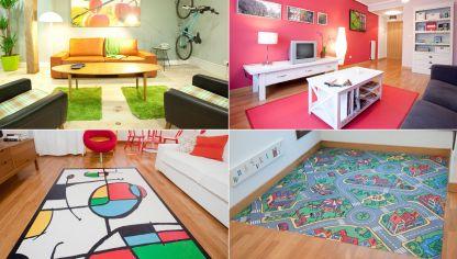 Limpiar a fondo las alfombras hogarmania - Productos para limpiar alfombras en casa ...