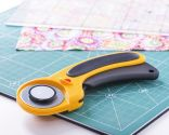material básico patchwork - cúter