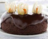 Bizcocho de chocolate y mahonesa (Mayo cake)