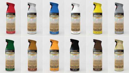 Ganadores de los botes de pintura rust oleum hogarmania - Spray antideslizante banera ...