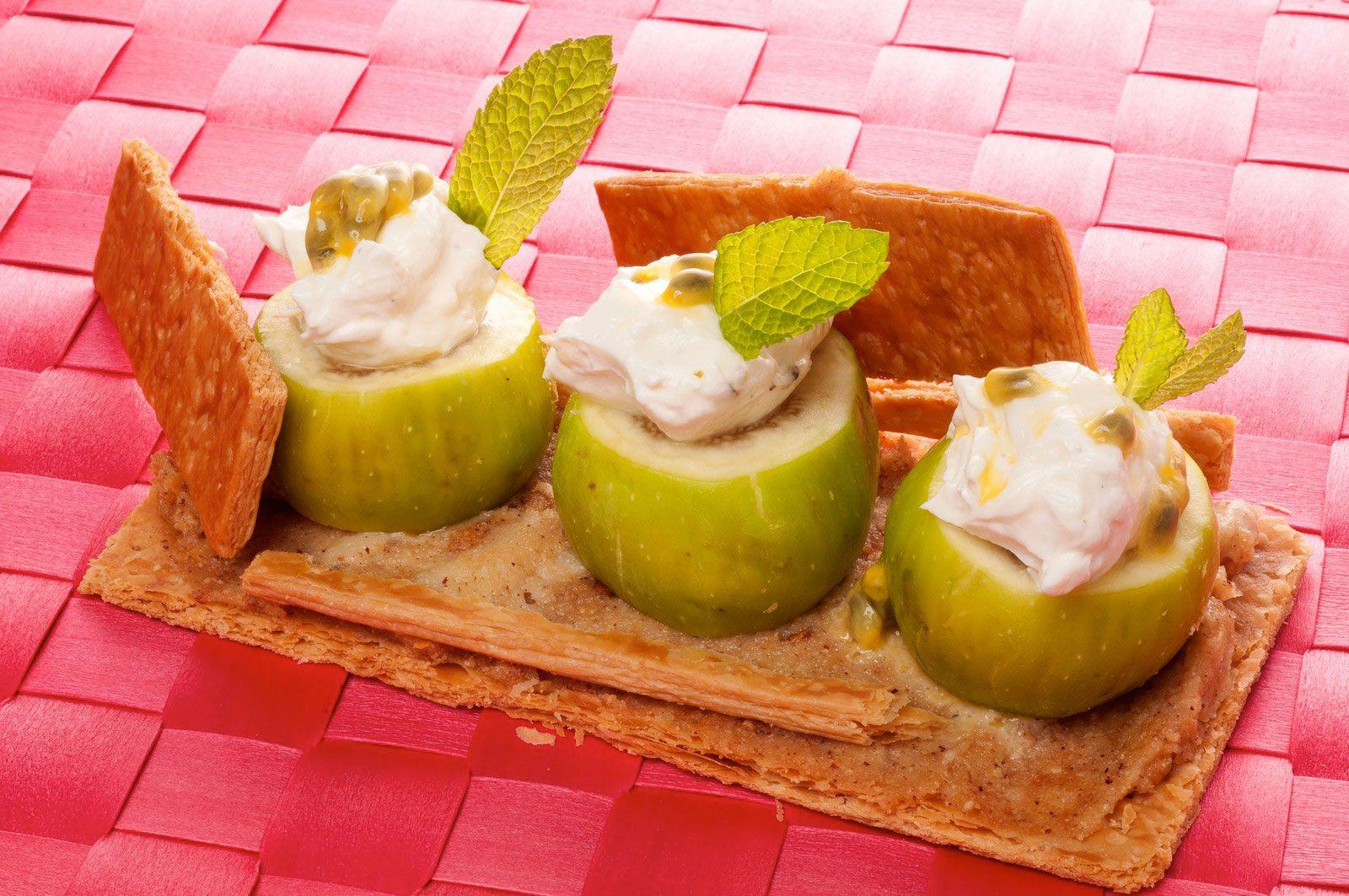 Receta de tarta de higos con queso apasionado