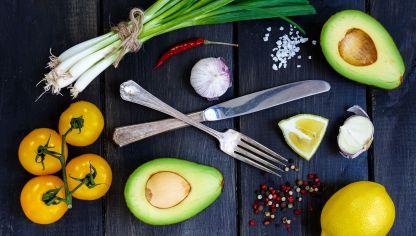 Recetas de comida vegetariana para imprimir