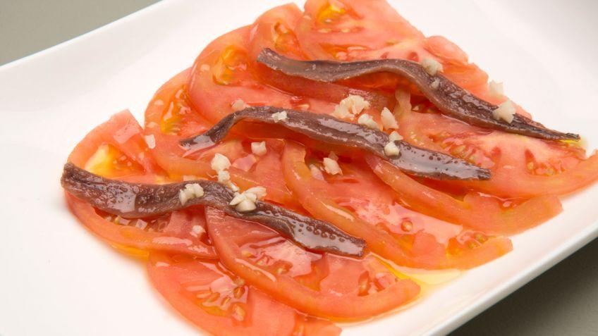 Resultado de imagen de ensalada de tomates