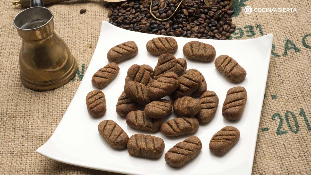 Panellets de café