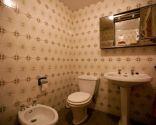 Decorar baño pequeño de estilo rústico