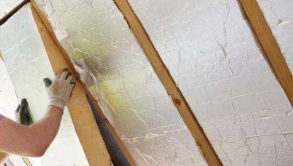 Ideas para aislar una pared de casa hogarmania for Como aislar el techo de un piso