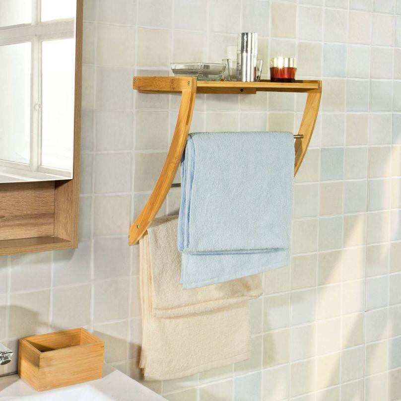 Toallero Baño Pequeno:Consejos para equipar un baño pequeño – REALESTILODEVIDA