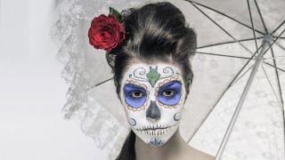 Maquillaje de Catrina, consigue el look de calavera mexicana