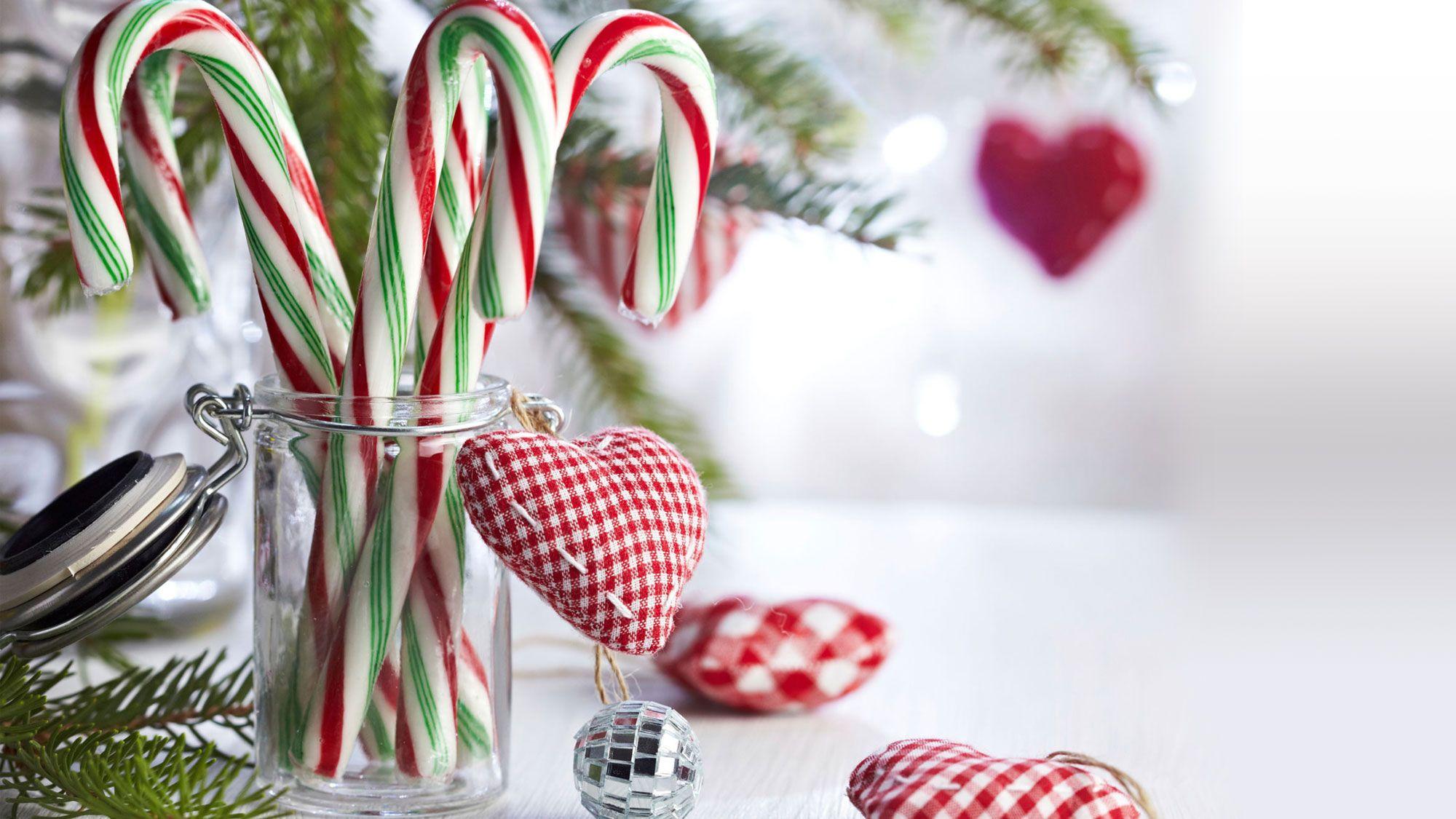tarros cristal navidad