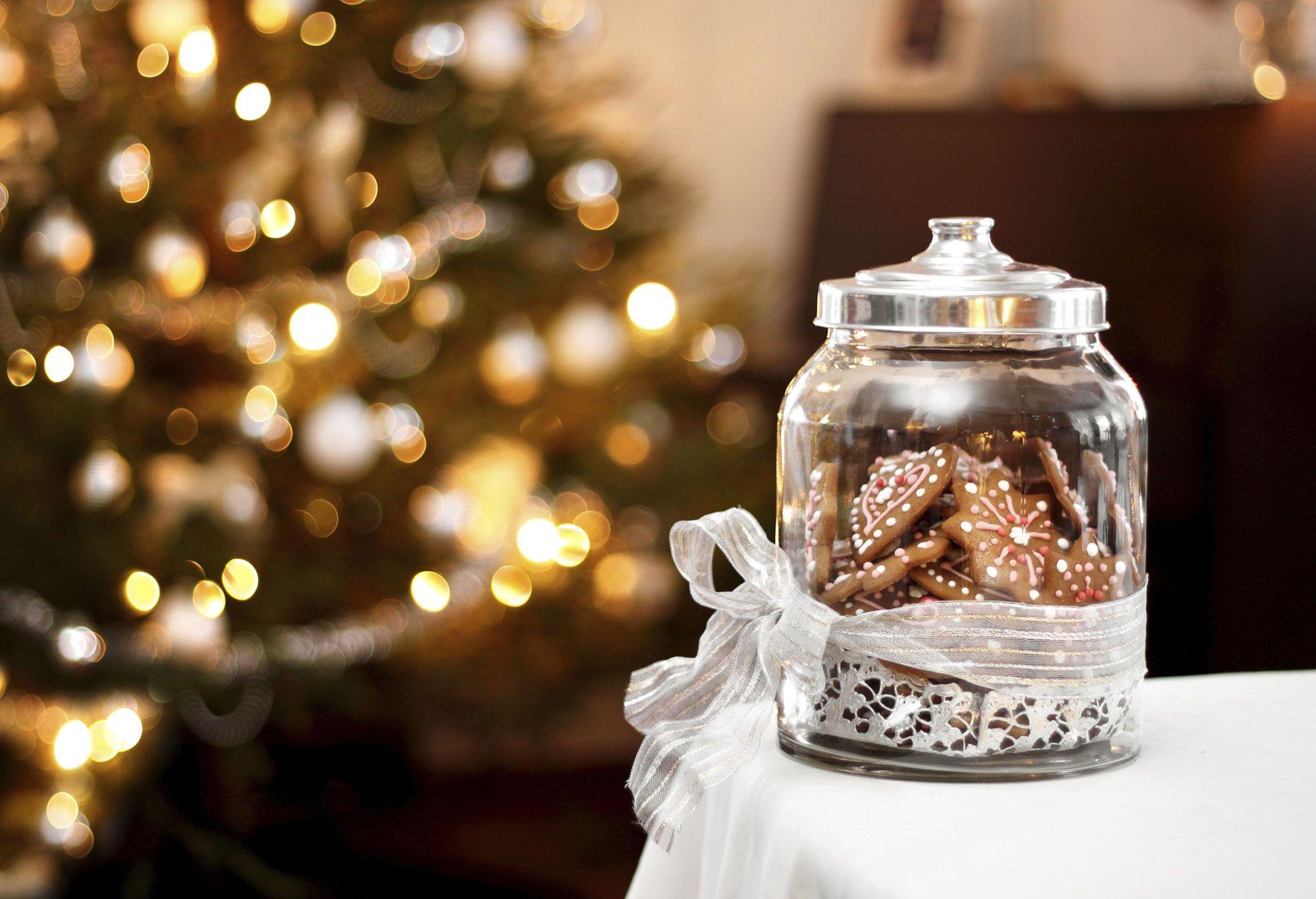 tarros galletas navidad