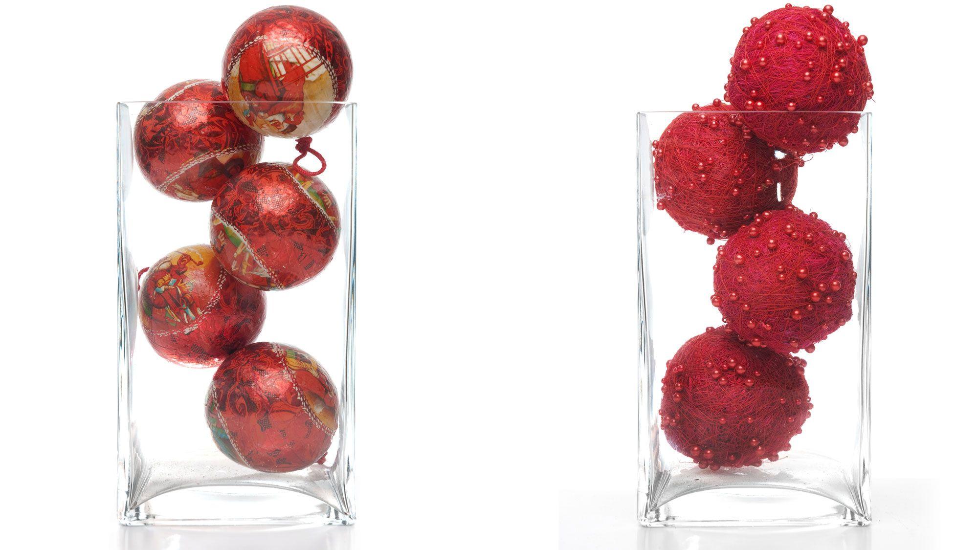 Decorar Jarrones Navide?os ~ Reciclar tarros de cristal en Navidad  Decoraci?n  Hogarmania