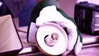 Cómo hacer lámparas con tarros de cristal - Paso 3