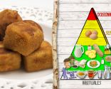 Croquetas de hongos, plato de alto valor nutritivo