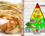 Puerros con patata y huevo, plato saludable recomendado para todos