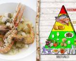 Caldereta alicantina, plato saludable y nutritivo