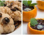 Mandarinas al chocolate