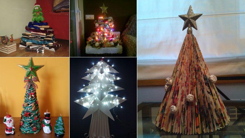 Ver fotos de arboles de navidad spiral christmas trees - Ver arboles de navidad ...