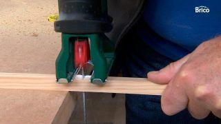 Cómo hacer un cabecero con una puerta