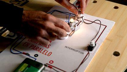 Circuito Electrico Simple Para Niños : Circuito eléctrico mixto bricomanía