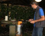 Cómo hacer un hornillo