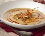 Crema de lentejas al curry