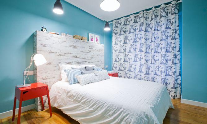 Dormitorio rom ntico con aires orientales decogarden for Dormitorios orientales