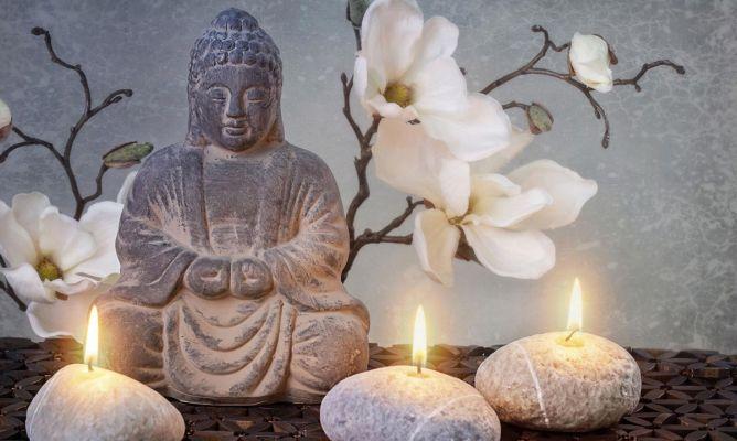 Los cinco elementos de la decoraci n feng shui hogarmania - Elementos de decoracion ...